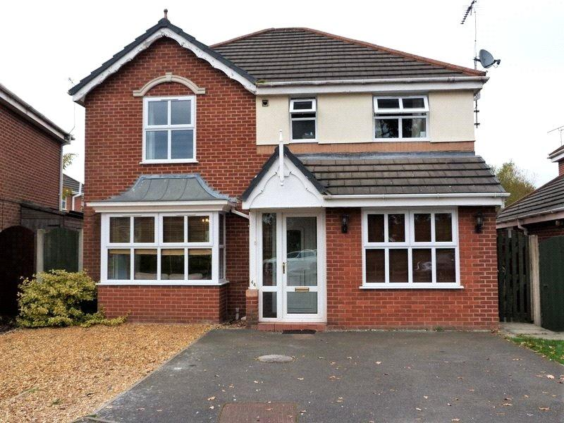4 Bedrooms Detached House for sale in Beltony Drive, Leighton Crewe, Cheshire, CW1