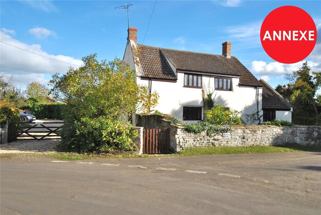 4 Bedrooms House for sale in Lower Street, Curry Mallet, Taunton, Somerset, TA3