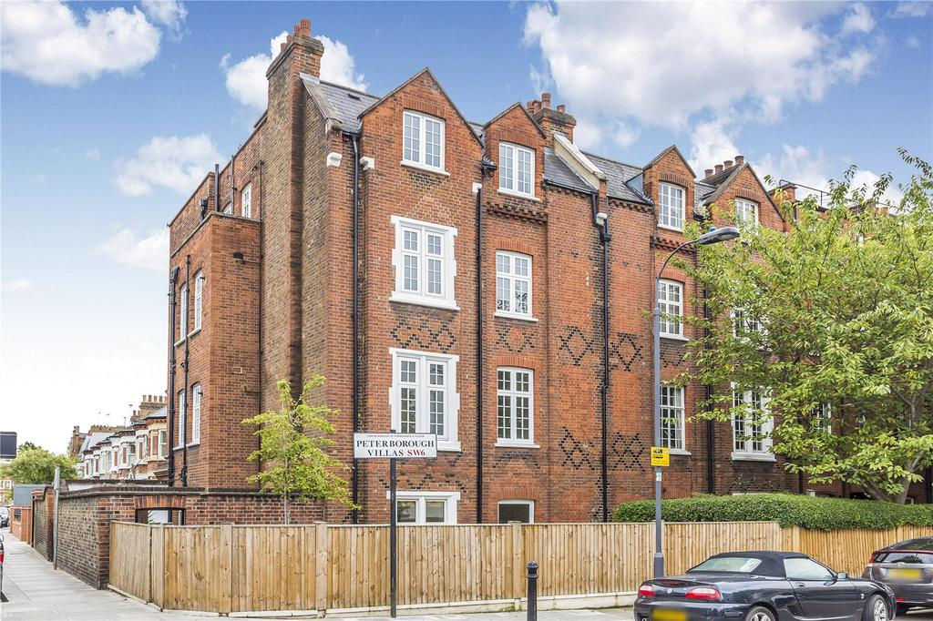 9 Bedrooms Flat for sale in Peterborough Villas, Fulham, London