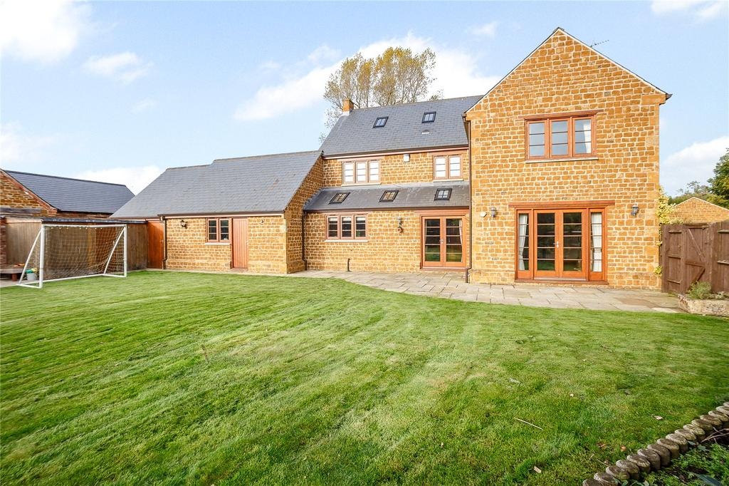 4 Bedrooms Detached House for sale in Brookdale, Great Easton, Market Harborough, Leicestershire