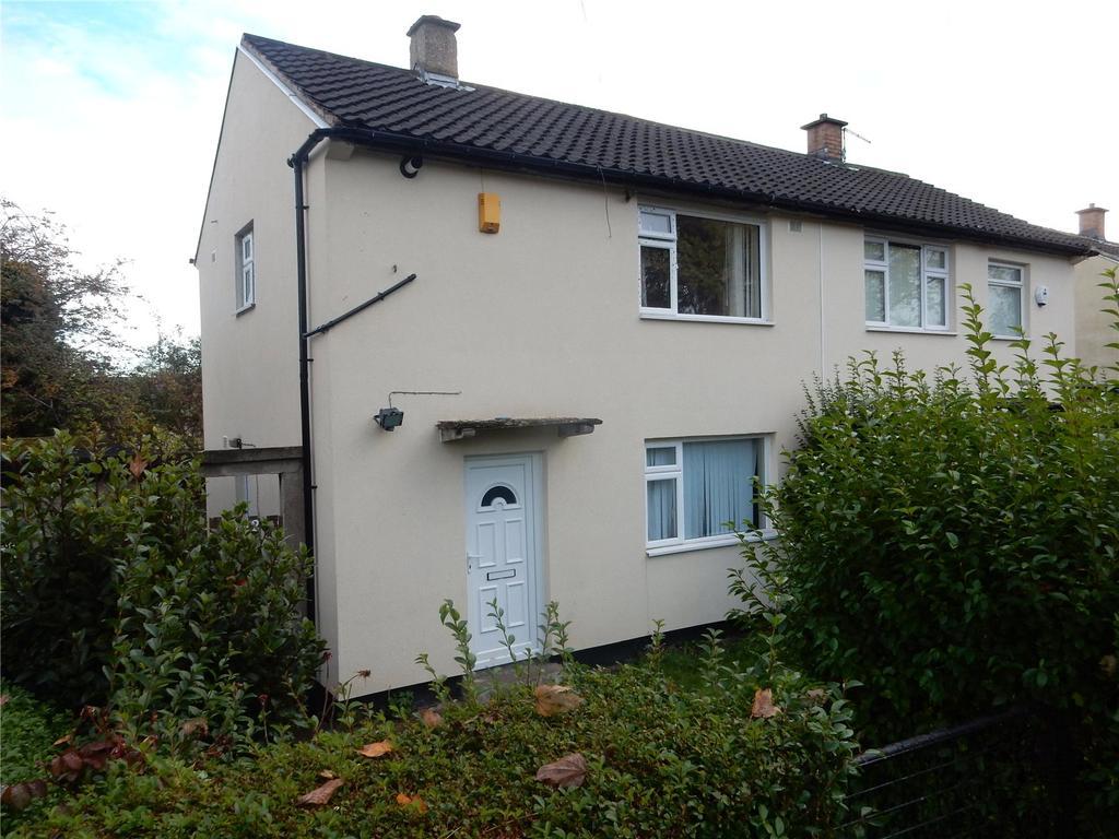 2 Bedrooms Semi Detached House for sale in Alandale Road, Bradley, Huddersfield, HD2