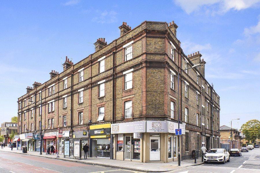 1 Bedroom Apartment Flat for sale in Burnham Street, Bethnal Green, E2
