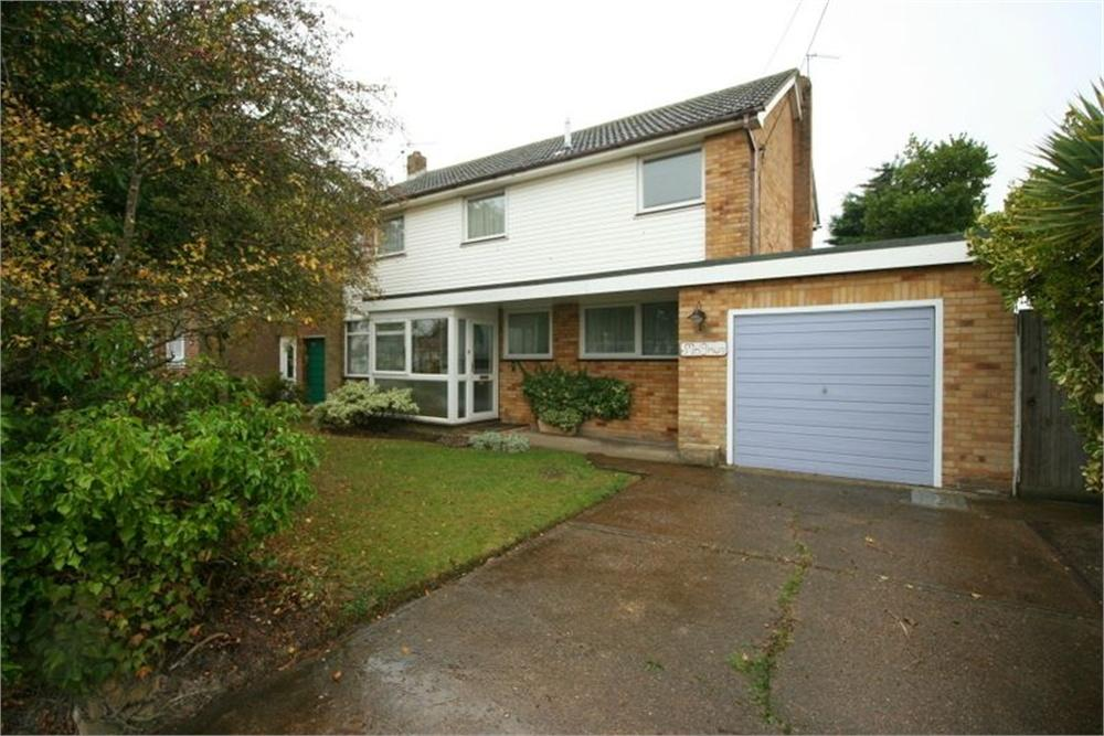 4 Bedrooms Detached House for sale in Westbury Road, Great Holland, FRINTON-ON-SEA, Essex