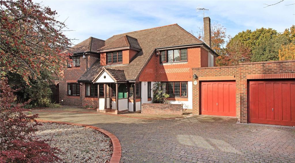 5 Bedrooms Detached House for sale in Malton Way, Tunbridge Wells, Kent, TN2