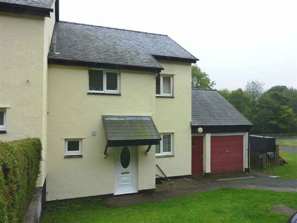 3 Bedrooms Terraced House for sale in Oswestry, SY10