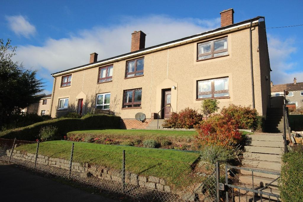 6 Bedrooms Semi Detached House for sale in Brahan Terrace , Perth , Perthshire , PH1 2LW