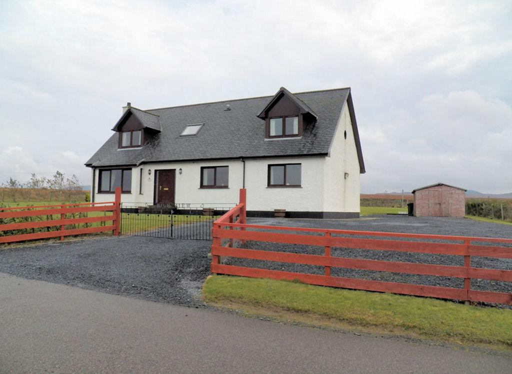 5 Bedrooms Detached House for sale in High View, The Lotts, Glenegedale, Isle of Islay, PA42 7DD