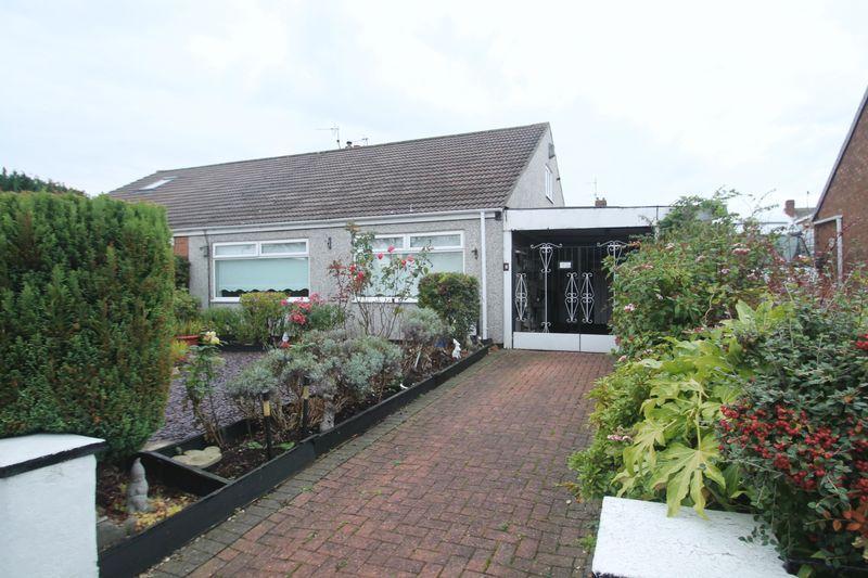 2 Bedrooms Bungalow for sale in Waldridge Grove, Billingham