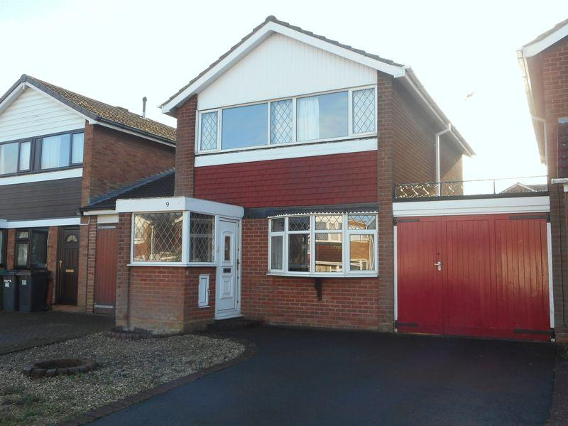 3 Bedrooms Link Detached House for sale in Arran Close, Nuneaton
