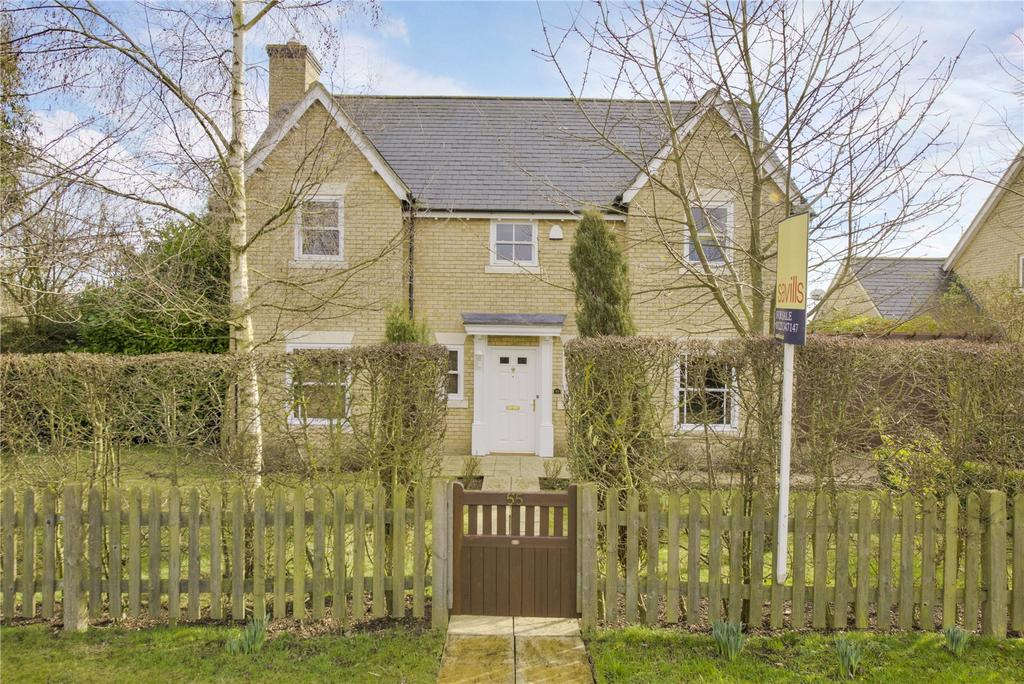 4 Bedrooms Detached House for sale in Cambridge Road, Wimpole, Royston, Hertfordshire, SG8