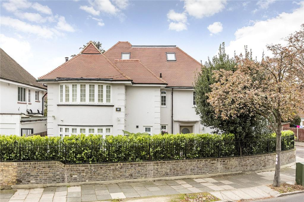 5 Bedrooms Detached House for sale in Sheen Lane, East Sheen, London, SW14