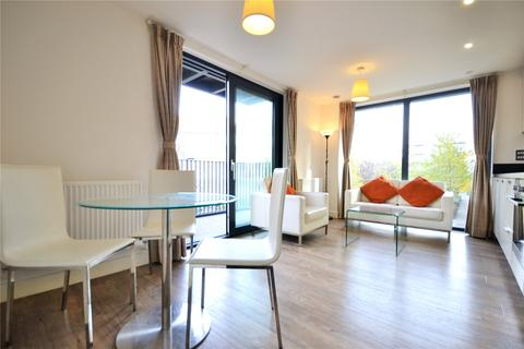 Studio to rent - Brampton House, 17 Albatross Way, London
