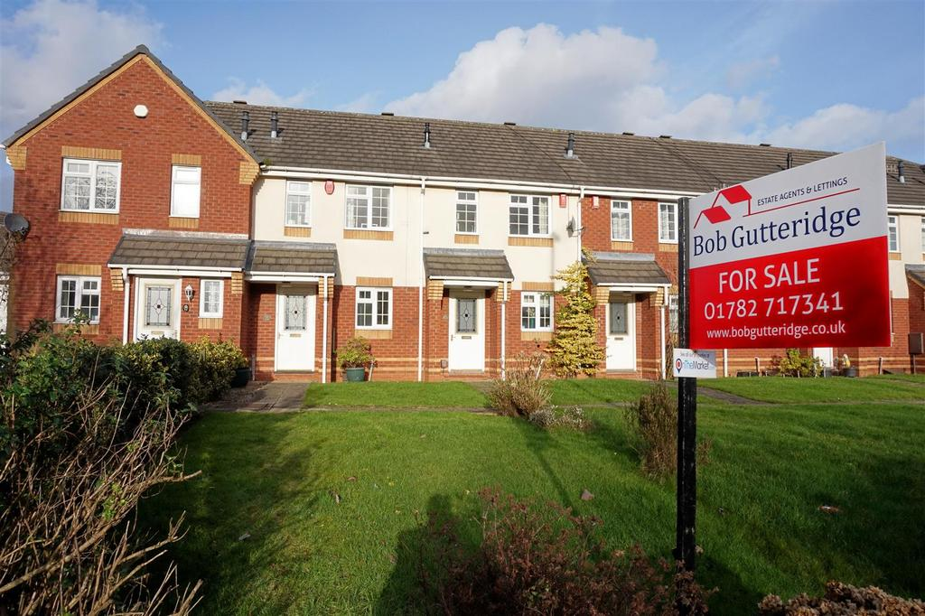2 Bedrooms Town House for sale in Chatterley Close, Bradwell, Newcastle