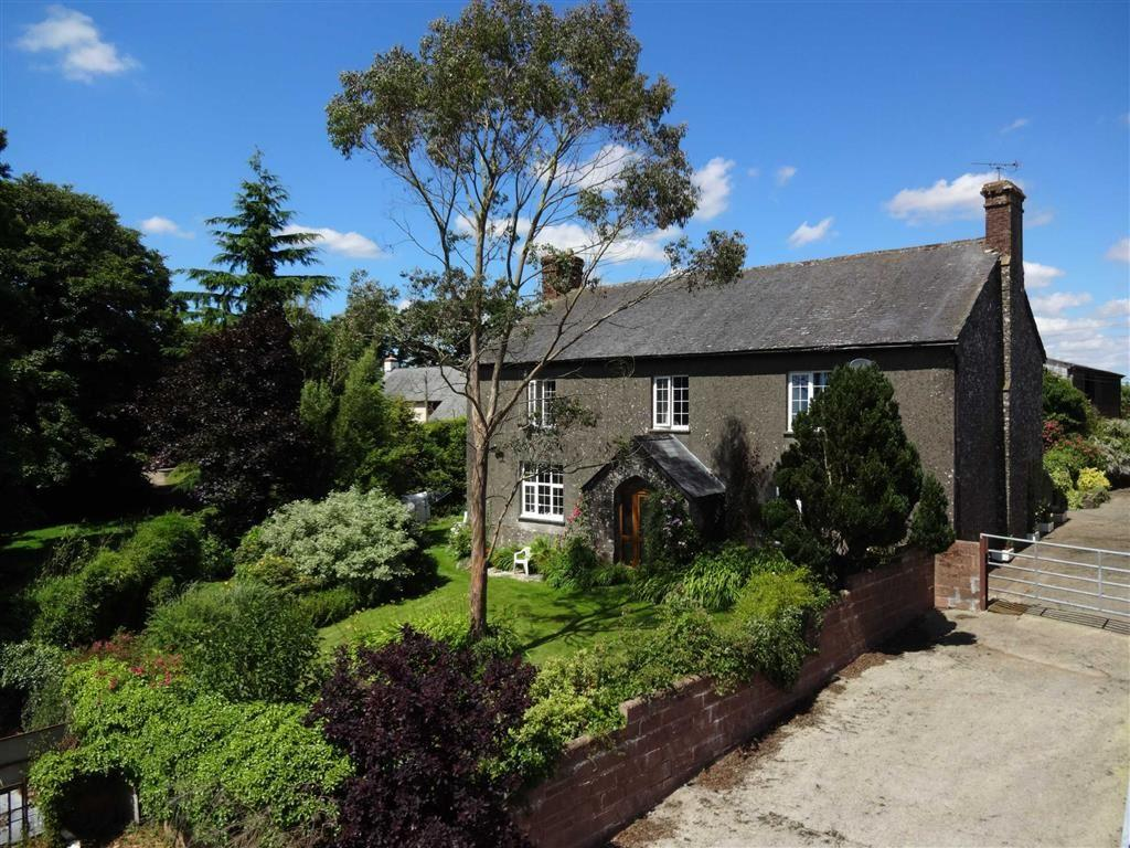 5 Bedrooms Detached House for sale in Kings Nympton, Umberleigh, Devon, EX37
