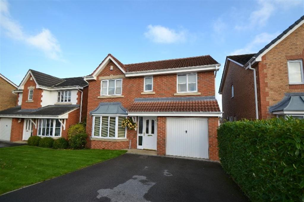 4 Bedrooms Detached House for sale in Dean Park, Ferryhill, County Durham