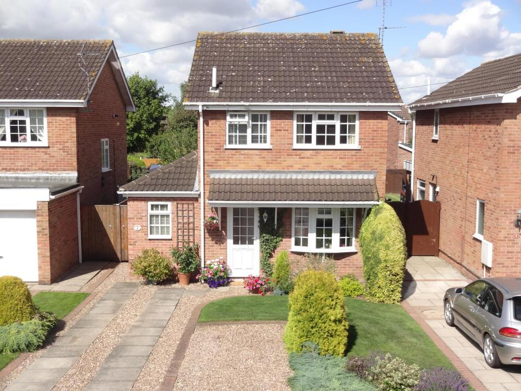 3 Bedrooms Detached House for sale in Milburn Grove, Bingham
