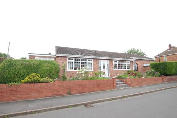 4 Bedrooms Bungalow for sale in Lynton Road, Melton Mowbray, LE13