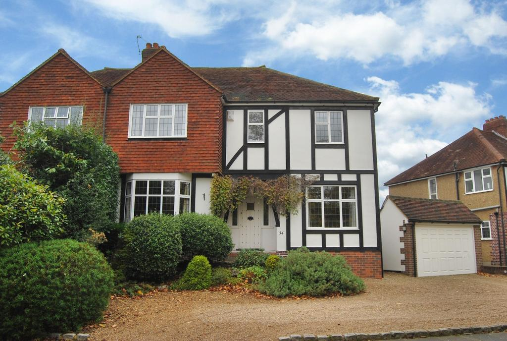 4 Bedrooms Semi Detached House for sale in Rowan Walk Bromley BR2