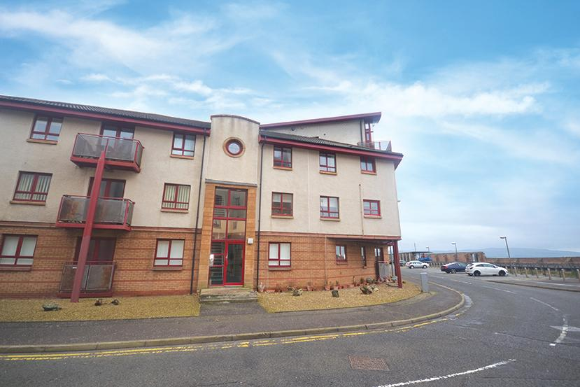 3 Bedrooms Apartment Flat for sale in 45 Donnini Court, Ayr, KA7 1JR