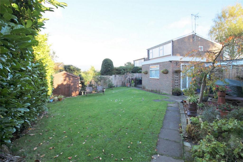 3 Bedrooms Detached House for sale in Heron Way, Hatfield, Hertfordshire