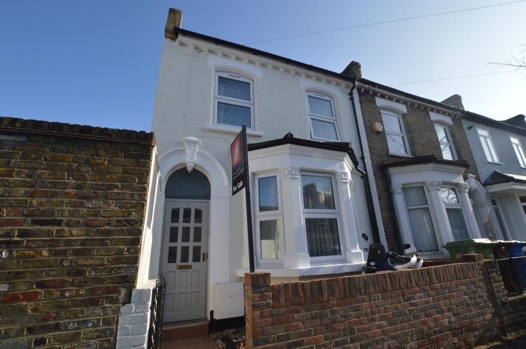 3 Bedrooms End Of Terrace House for sale in Ulverscroft Road London SE22