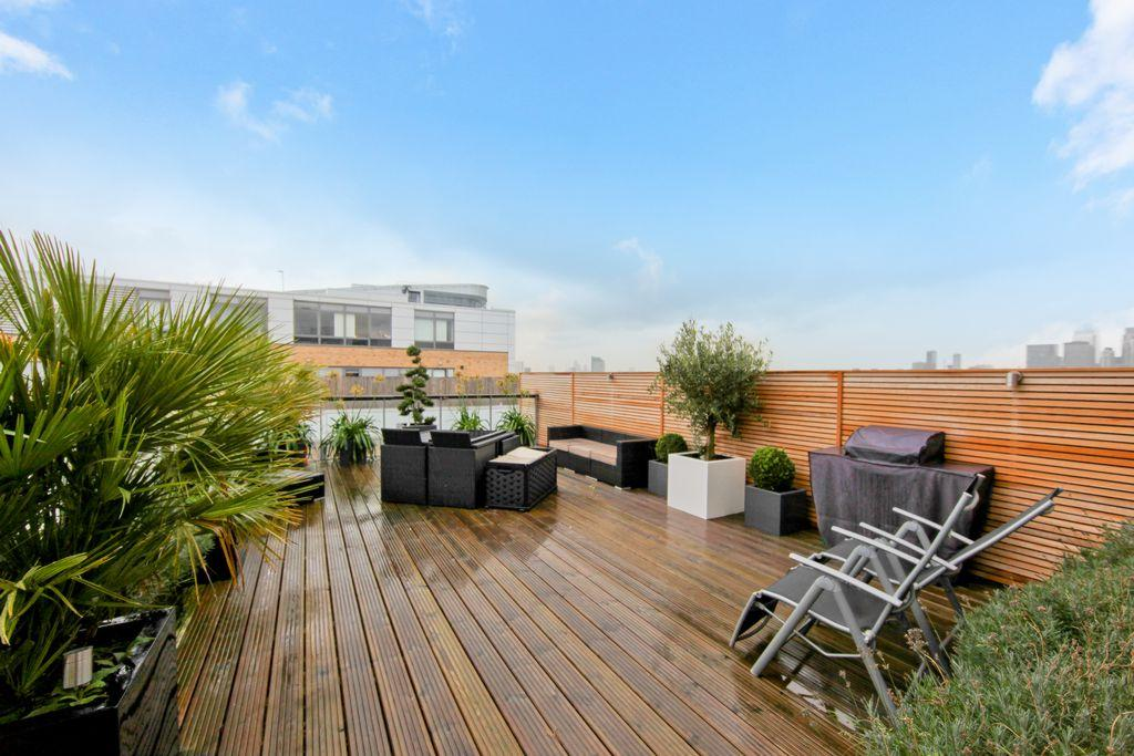 2 Bedrooms Apartment Flat for sale in Canary View, Dowells Street, Greenwich, SE10