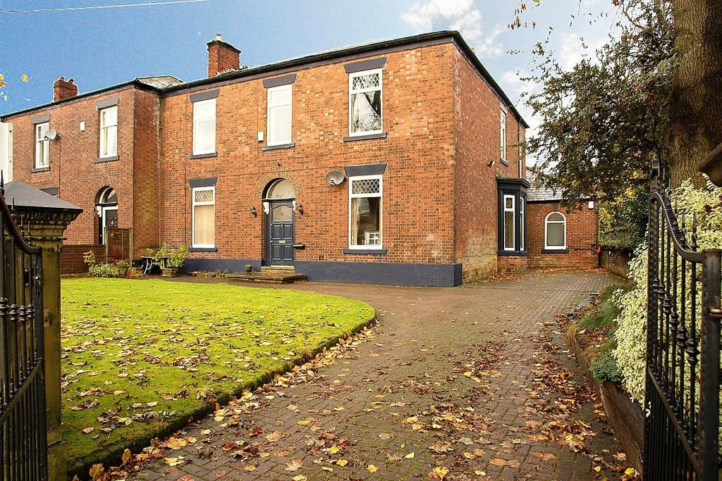 4 Bedrooms Detached House for sale in Elm House, Church Street, Royton