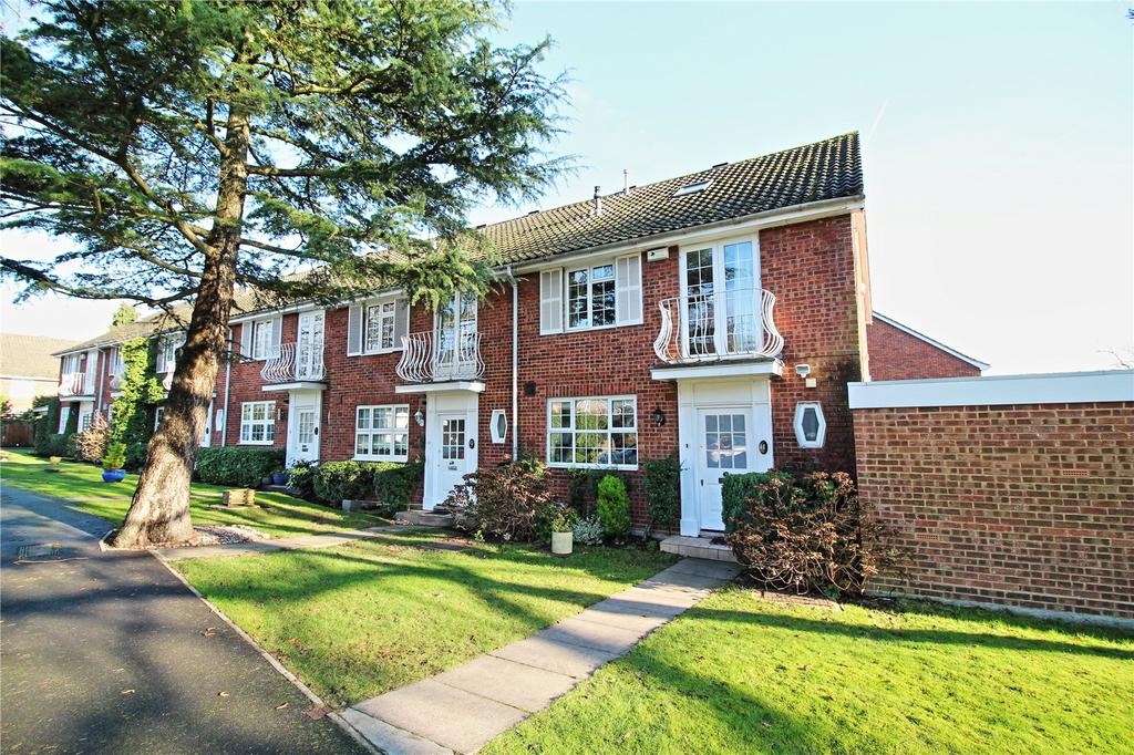 4 Bedrooms End Of Terrace House for sale in Sunningdale Close, Stanmore, Middlesex, HA7