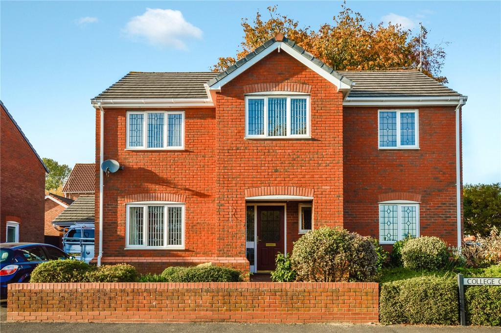 4 Bedrooms House for sale in College Green, Yeovil, Somerset, BA21