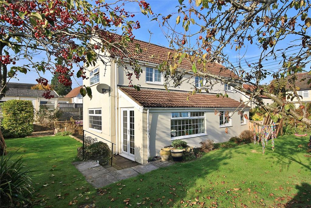 4 Bedrooms House for sale in Broadway, Merriott, Somerset, TA16