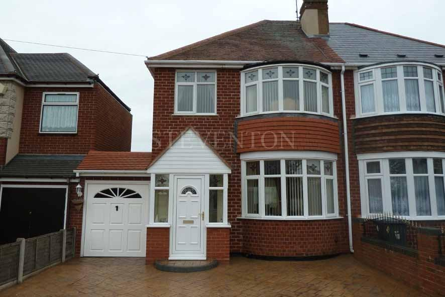 3 Bedrooms Semi Detached House for sale in Windmill Lane, Wolverhampton
