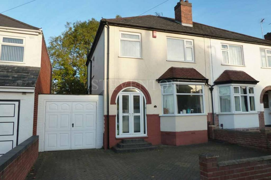 3 Bedrooms Detached Bungalow for sale in Regent Road, Wolverhampton