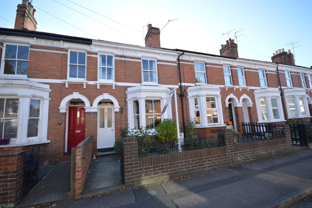 4 Bedrooms Terraced House for sale in Papillon Road, St Marys
