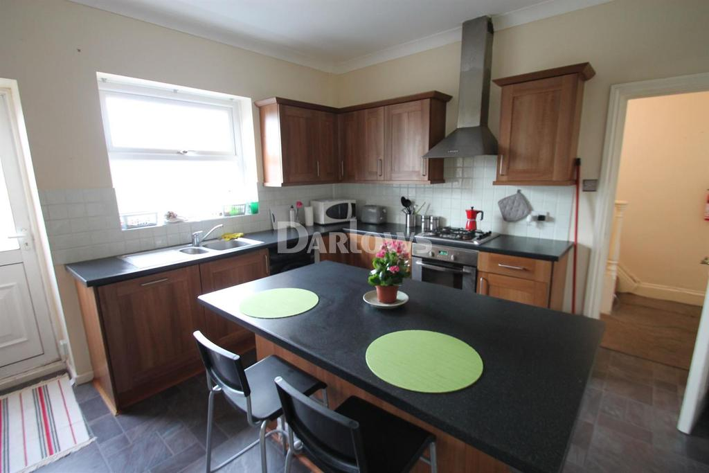 2 Bedrooms Flat for sale in Clive Street, Grangetown
