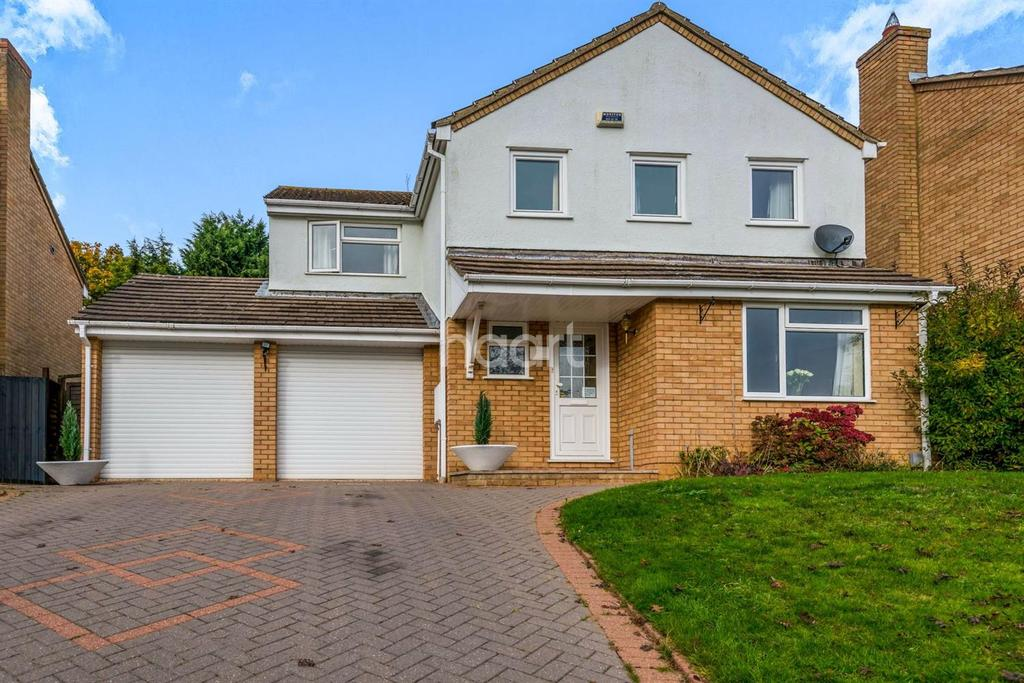 4 Bedrooms Detached House for sale in Lingswood Park, Northampton