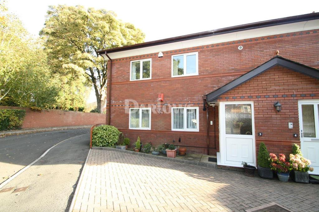 2 Bedrooms Flat for sale in Redwood Court, Llanishen, Cardiff