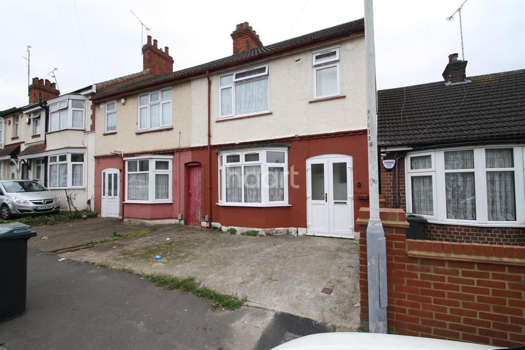 3 Bedrooms End Of Terrace House for sale in Leagrave