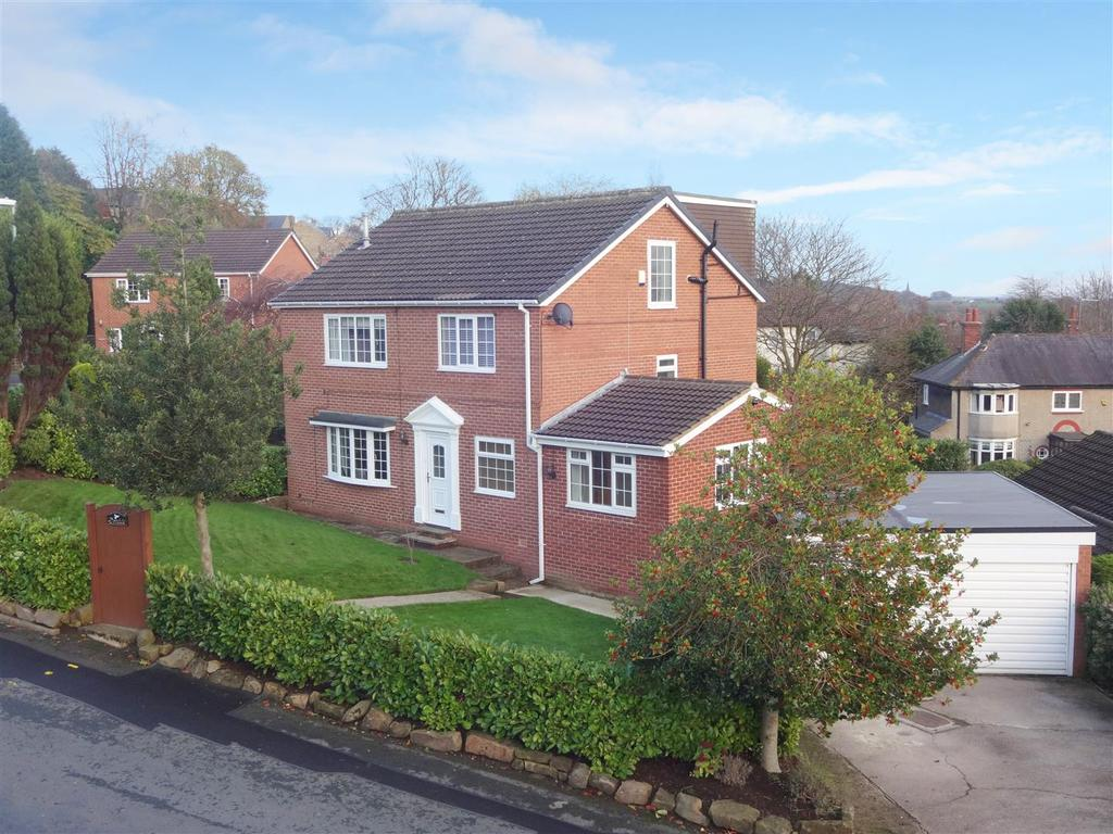 5 Bedrooms Detached House for sale in Well Lane, Rawdon