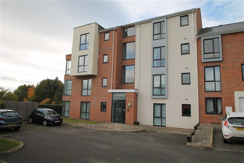 2 Bedrooms Flat for sale in Priory House, Priory Gardens, Ludlow