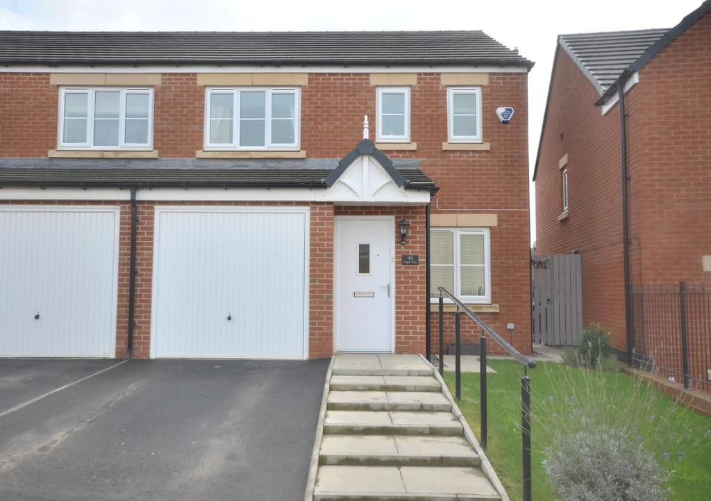 3 Bedrooms Semi Detached House for sale in Birtley