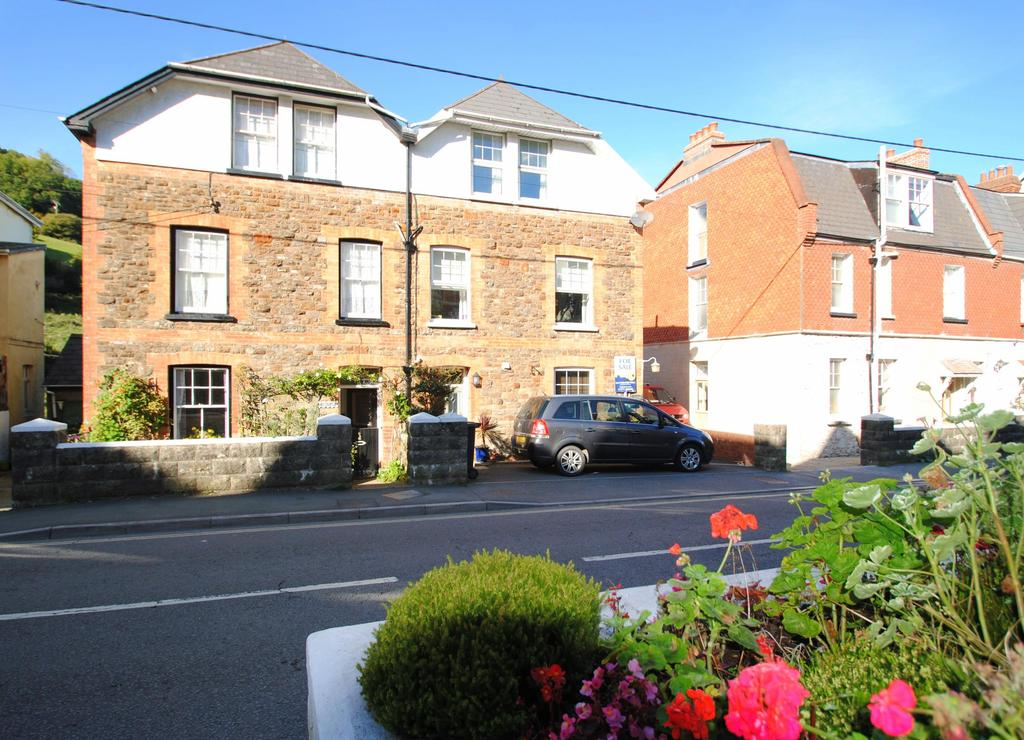 7 Bedrooms Semi Detached House for sale in Woodlands, Combe Martin