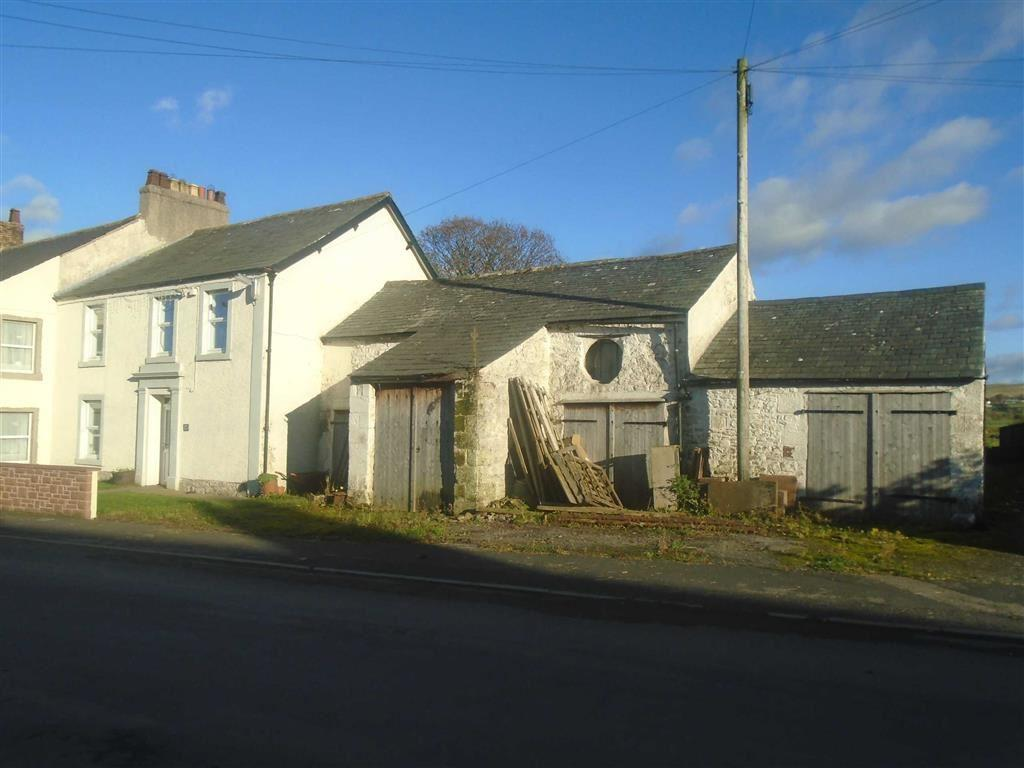 4 Bedrooms Semi Detached House for sale in Ireby, Wigton, Cumbria