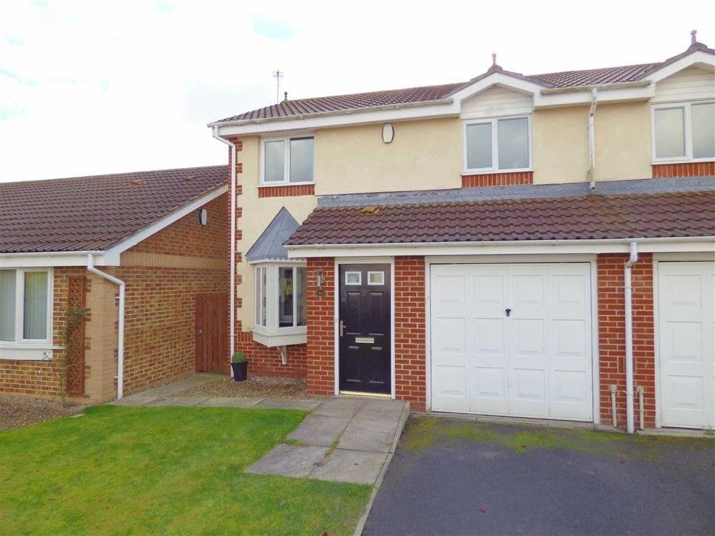 3 Bedrooms Semi Detached House for sale in 34, Dean Park, Ferryhill