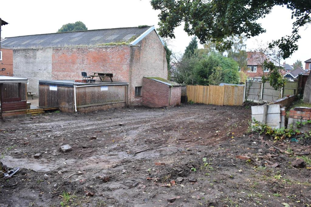 Land Commercial for sale in Perlethorpe Avenue, Mansfield