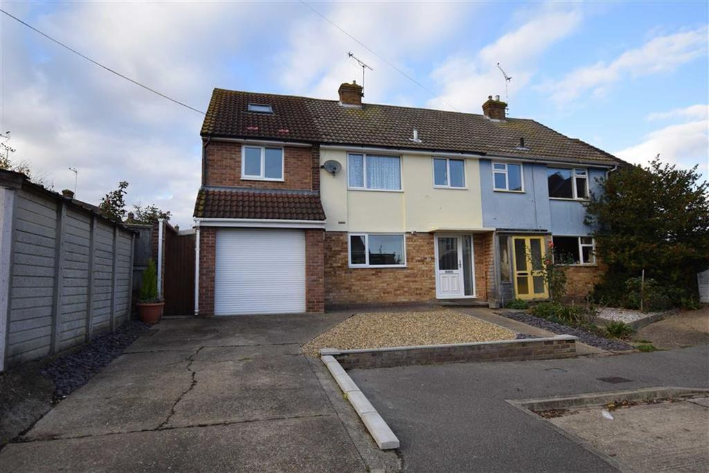 4 Bedrooms Semi Detached House for sale in Wentworth Meadows, Maldon, Essex