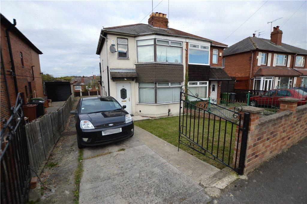 2 Bedrooms Semi Detached House for sale in The Oval, Leeds, West Yorkshire