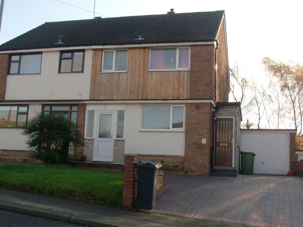 3 Bedrooms Semi Detached House for sale in Churnhill Road, Aldridge