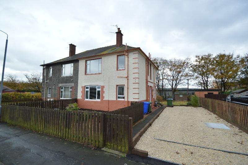 1 Bedroom Flat for sale in Stewart Road, Ayr, South Ayrshire, KA8 9EZ