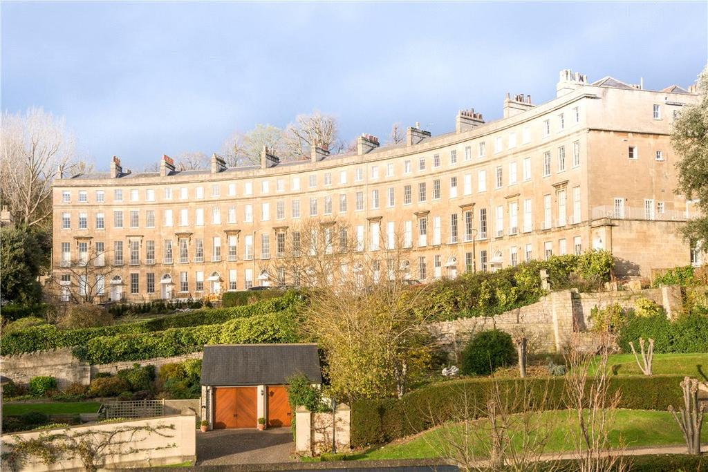 2 Bedrooms Flat for sale in Cavendish Crescent, Bath, Somerset, BA1