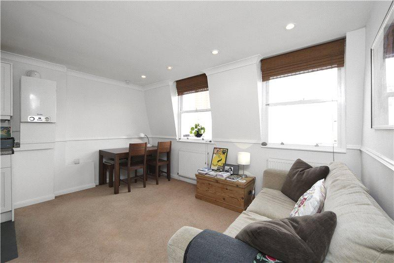 1 Bedroom Flat for sale in Sinclair Gardens, Brook Green, London, W14